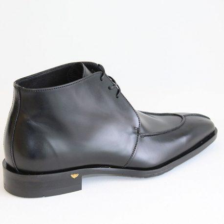 baa81b133 Miguel Vieira - Tudor preto - Vissanti - Loja Online de Sapatos e Malas