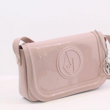 2253a9e067d Armani Jeans - cream bag w small black strap - Vissanti - Loja ...