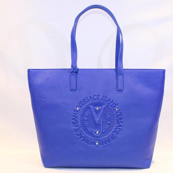 57a0ecfa51a Versace Jeans - blue handbag - Vissanti - Loja Online de Sapatos e Malas