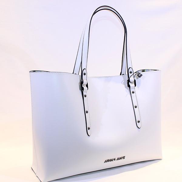 1656a341737 Armani Jeans - white shopping bag - Vissanti - Loja Online de ...