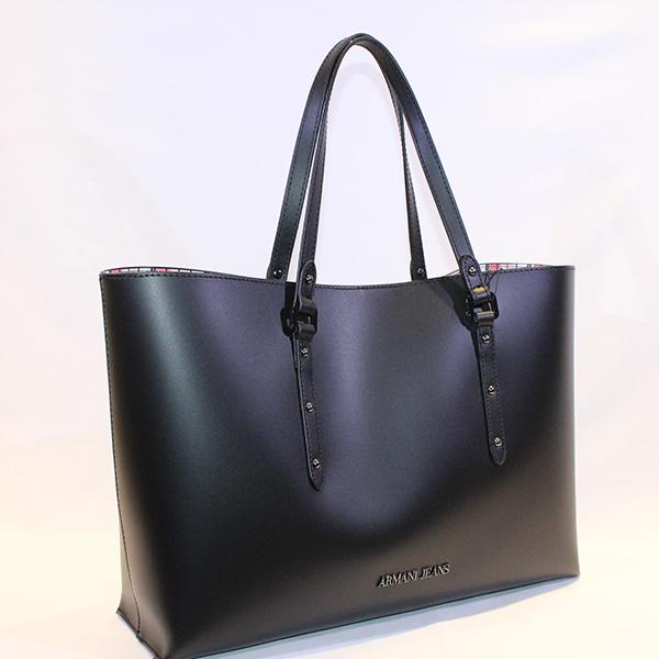 24081e9e46e Armani Jeans - black shopping bag - Vissanti - Loja Online de ...