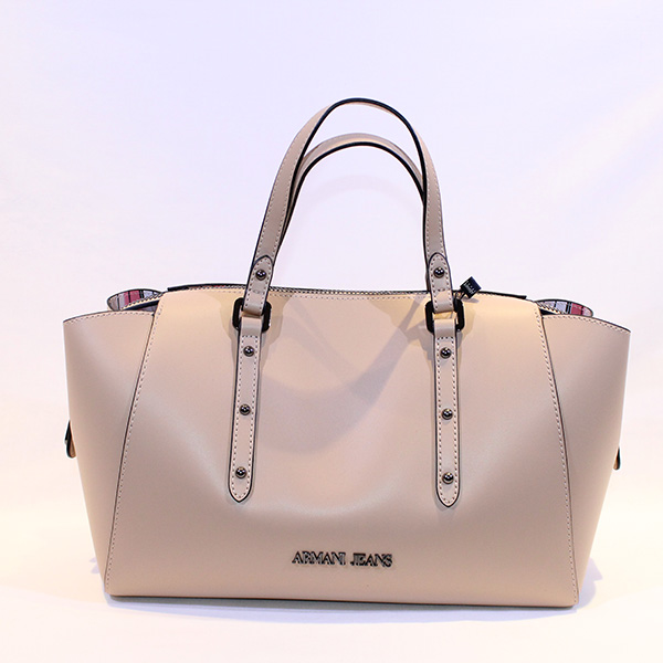 56d70ceefb6 Armani Jeans - cream bag - Vissanti - Loja Online de Sapatos e Malas