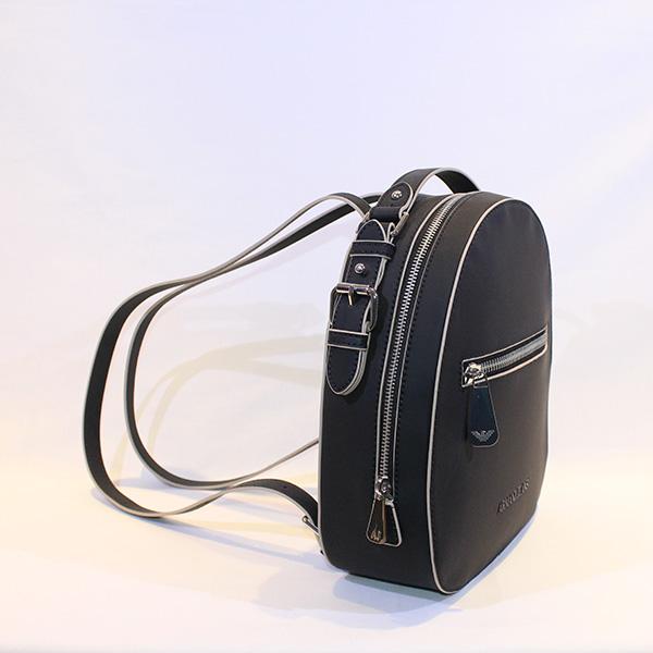 8ba95423b43 Armani Jeans - black BACKPACK - Vissanti - Loja Online de Sapatos e ...