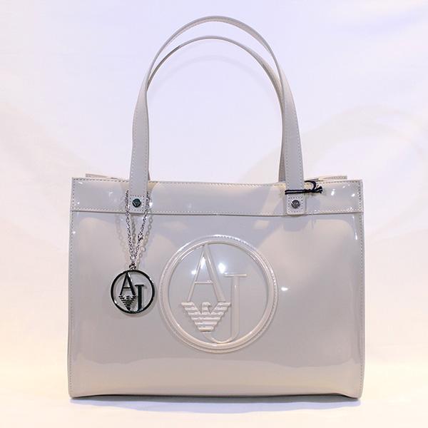 b5a5c9e5553 Armani Jeans - BEIGE square Plastic bag - Vissanti - Loja Online de ...
