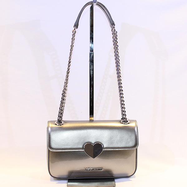 98ca590c1fd LOVE MOSCHINO - Silver clutch - Vissanti - Loja Online de Sapatos e ...
